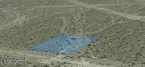5161 N Pheonix Drive, Pahrump, NV 89060 (MLS #2322805) :: The TR Team