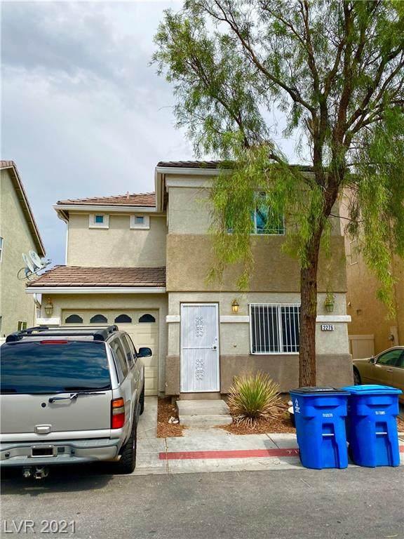 2276 Sunrise Ranch Street, Las Vegas, NV 89156 (MLS #2323323) :: Keller Williams Realty