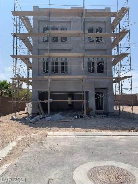 7757 Seville Estates Court, Las Vegas, NV 89113 (MLS #2323390) :: Lindstrom Radcliffe Group