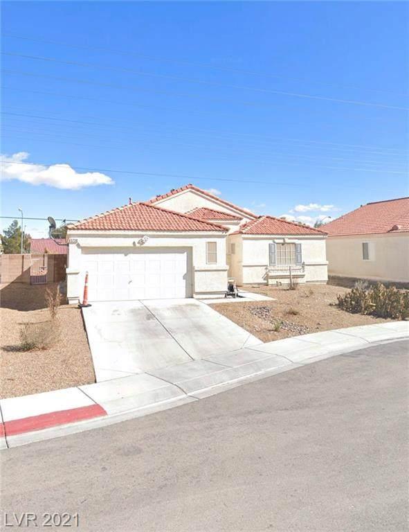 5730 Ripple Creek Street, North Las Vegas, NV 89031 (MLS #2323705) :: The Chris Binney Group | eXp Realty