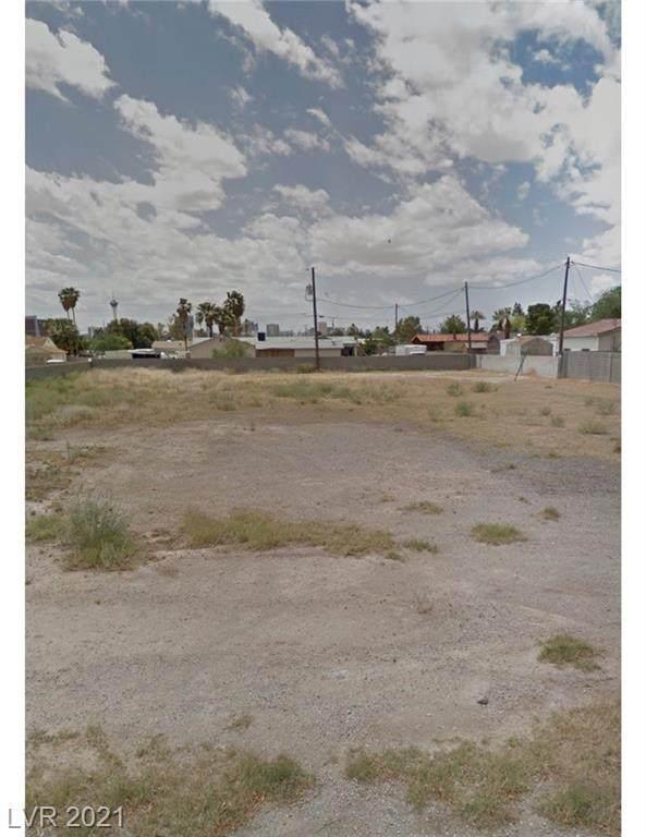 1809 Goldhill Avenue, Las Vegas, NV 89106 (MLS #2324381) :: The Melvin Team