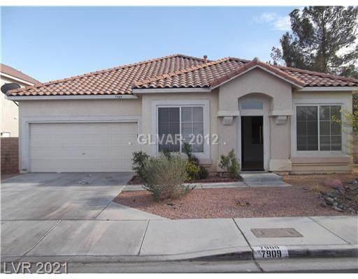 7909 Bonaventure Drive, Las Vegas, NV 89147 (MLS #2324563) :: Alexander-Branson Team | Realty One Group