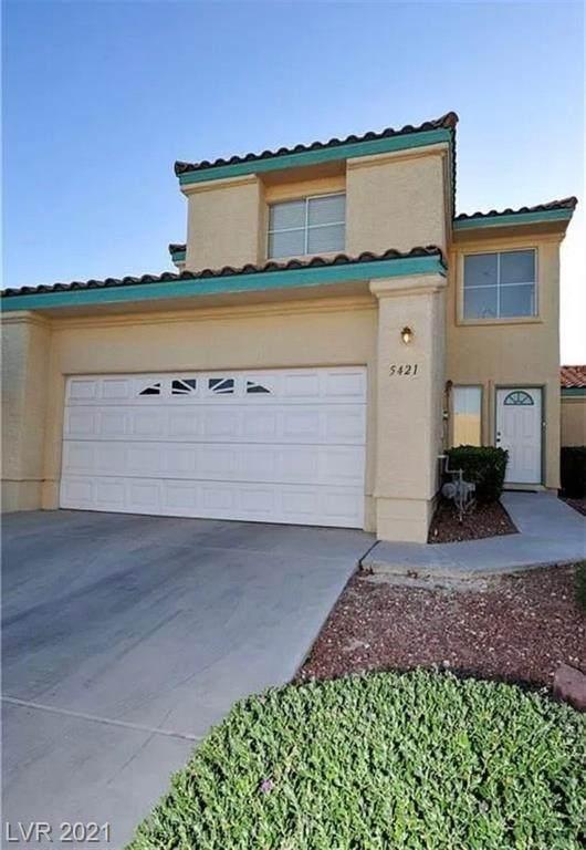 5421 S Painted Mirage Road, Las Vegas, NV 89149 (MLS #2324859) :: The Perna Group