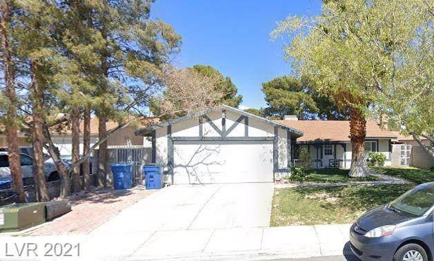 6504 Ouida Way, Las Vegas, NV 89108 (MLS #2325895) :: Hebert Group | eXp Realty
