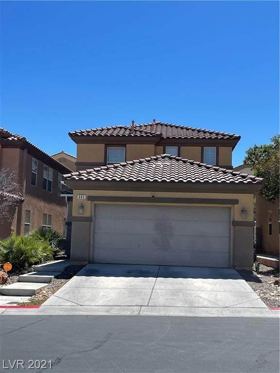 683 Chepstow Avenue, Las Vegas, NV 89178 (MLS #2326452) :: Custom Fit Real Estate Group