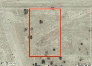 1581 Dakota Street, Pahrump, NV 89048 (MLS #2326680) :: Coldwell Banker Premier Realty