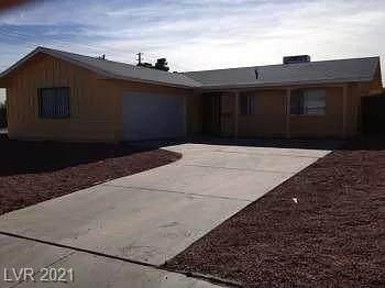 6701 Oveja Street, Las Vegas, NV 89107 (MLS #2327197) :: Jeffrey Sabel