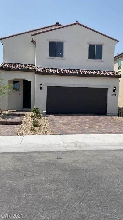 6321 Voss Street, North Las Vegas, NV 89081 (MLS #2327310) :: Keller Williams Realty