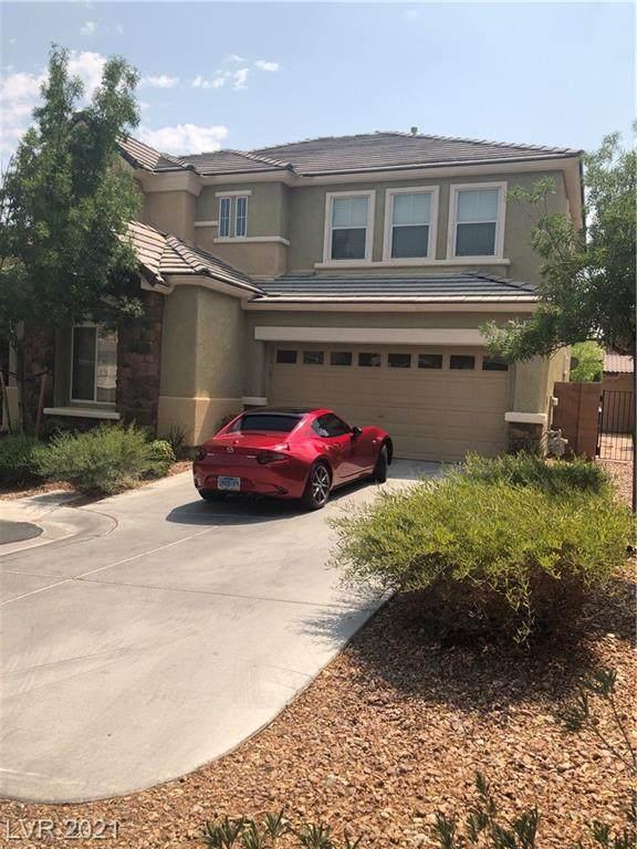 10129 Hartford Peak Street, Las Vegas, NV 89166 (MLS #2328074) :: Vestuto Realty Group