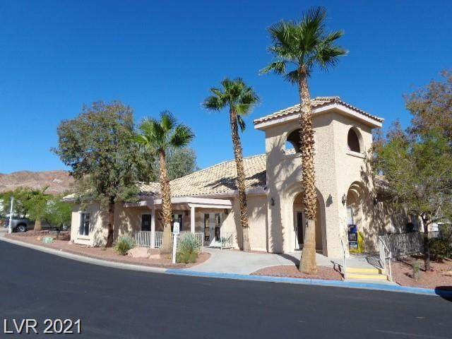 846 Pelican Way #96, Boulder City, NV 89005 (MLS #2329016) :: Signature Real Estate Group