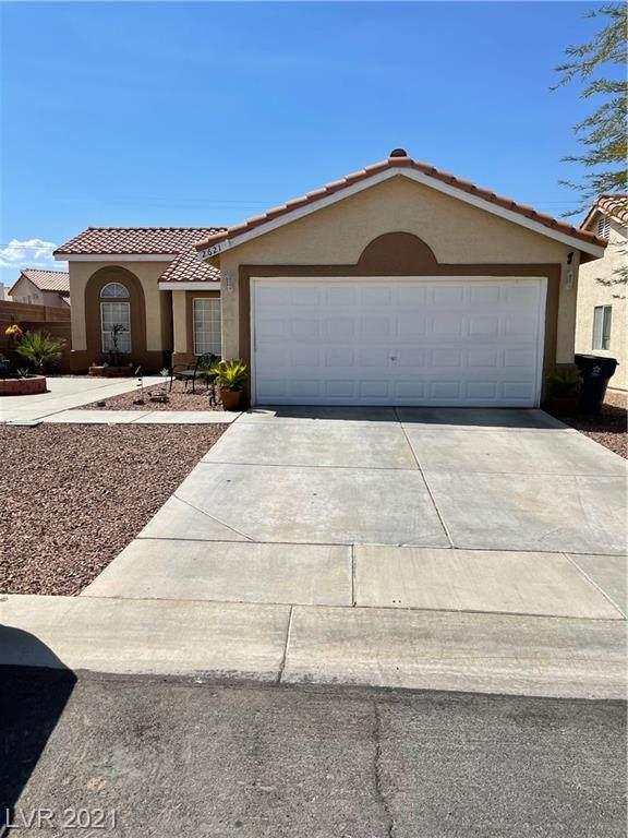 2621 Mercy Drive, Las Vegas, NV 89156 (MLS #2329127) :: Hebert Group | eXp Realty