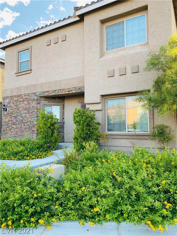 9553 Greensburg Avenue, Las Vegas, NV 89178 (MLS #2329182) :: Keller Williams Realty