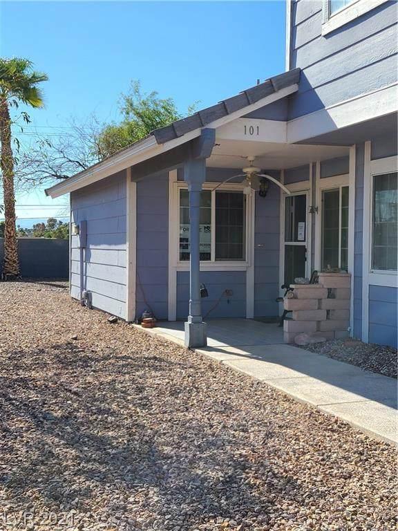 5375 Angler Circle #101, Las Vegas, NV 89122 (MLS #2329470) :: ERA Brokers Consolidated / Sherman Group