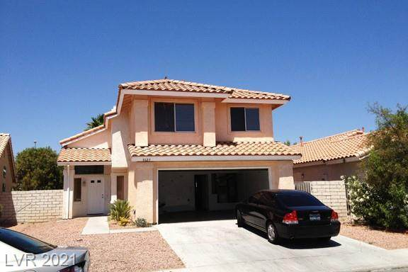8623 Tiverton Road, Las Vegas, NV 89123 (MLS #2329612) :: Keller Williams Realty