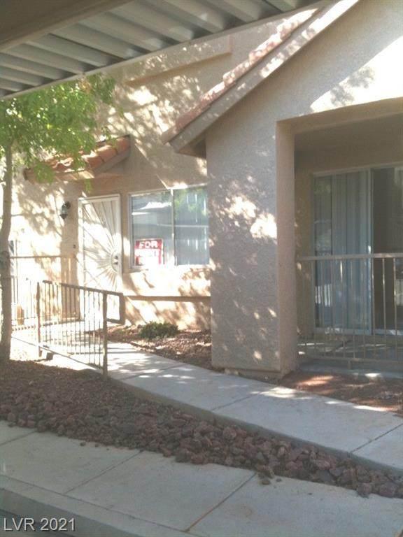 2110 Los Feliz Street #1018, Las Vegas, NV 89156 (MLS #2330072) :: Alexander-Branson Team | Realty One Group