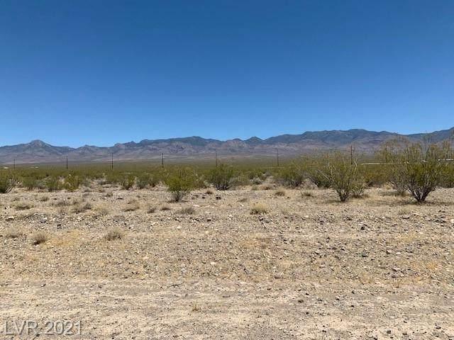 6581 N Nevada Highway 160, Pahrump, NV 89060 (MLS #2330235) :: Coldwell Banker Premier Realty