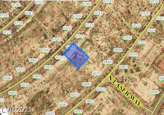 6711 San Blas Lane, Pahrump, NV 89060 (MLS #2330693) :: Alexander-Branson Team | Realty One Group