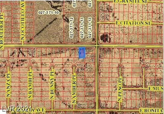 31 Bell Vista Avenue, Pahrump, NV 89060 (MLS #2330712) :: Lindstrom Radcliffe Group