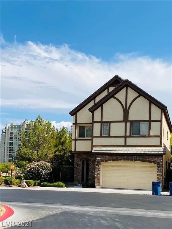 348 Hanbury Manor Lane, Las Vegas, NV 89145 (MLS #2331031) :: The Melvin Team