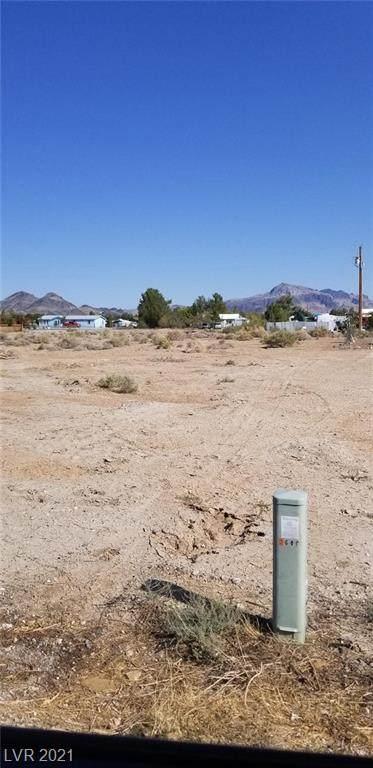 3600 W Wilson Road, Pahrump, NV 89048 (MLS #2331219) :: ERA Brokers Consolidated / Sherman Group