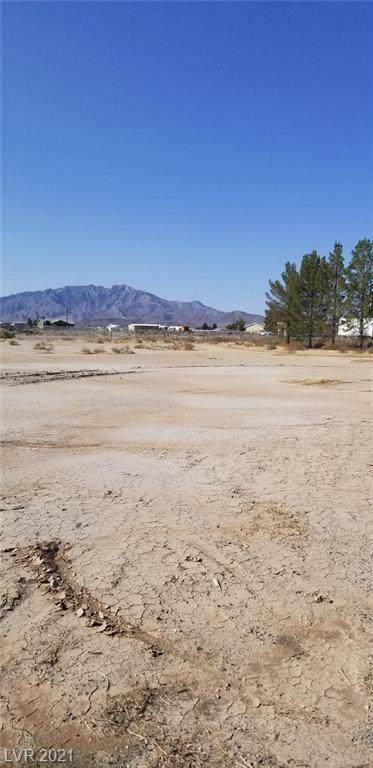 3731 W Horn Road, Pahrump, NV 89048 (MLS #2331225) :: ERA Brokers Consolidated / Sherman Group