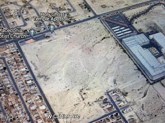 0 Tamerind, North Las Vegas, NV 89032 (MLS #2331508) :: Lindstrom Radcliffe Group