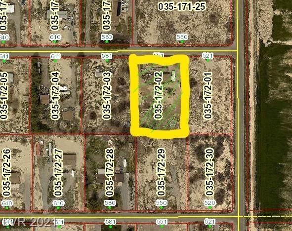 551 Black Street, Pahrump, NV 89060 (MLS #2331754) :: Jeffrey Sabel
