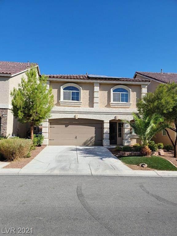 5954 Gordon Creek Avenue, Las Vegas, NV 89139 (MLS #2331797) :: Alexander-Branson Team | Realty One Group
