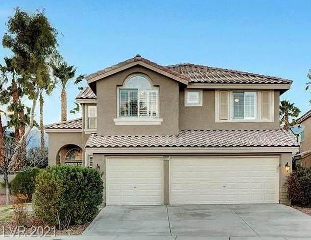 2333 Heather Valley Drive, Las Vegas, NV 89134 (MLS #2331804) :: Keller Williams Realty