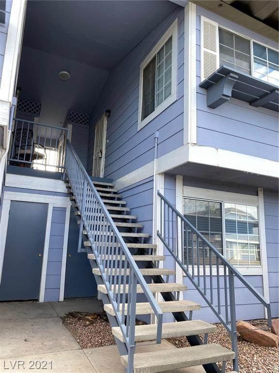 5795 Medallion Drive #203, Las Vegas, NV 89122 (MLS #2332285) :: Custom Fit Real Estate Group