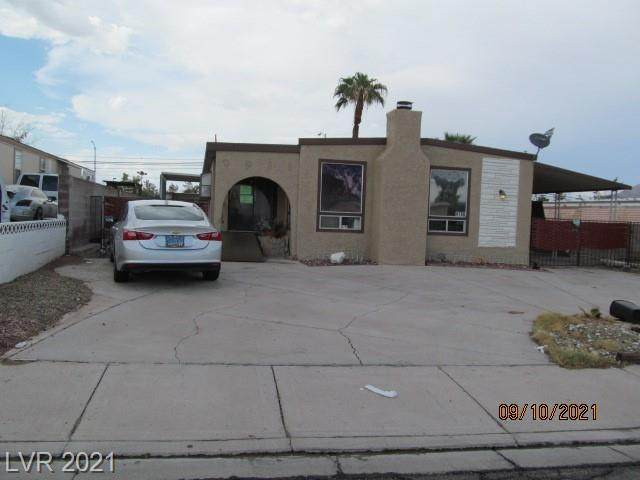 4790 Fuentes Way, Las Vegas, NV 89121 (MLS #2332302) :: Coldwell Banker Premier Realty