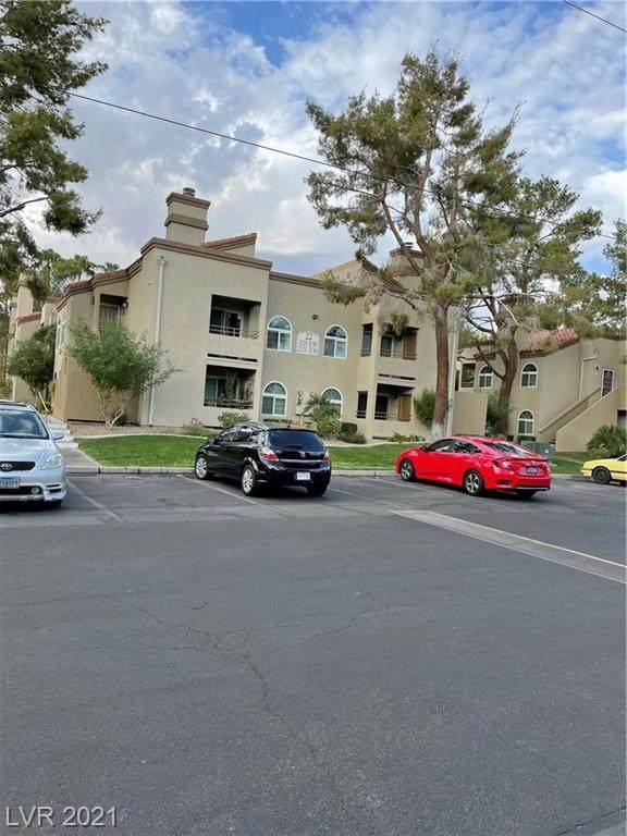 3145 E Flamingo Road #1126, Las Vegas, NV 89121 (MLS #2332455) :: Lindstrom Radcliffe Group