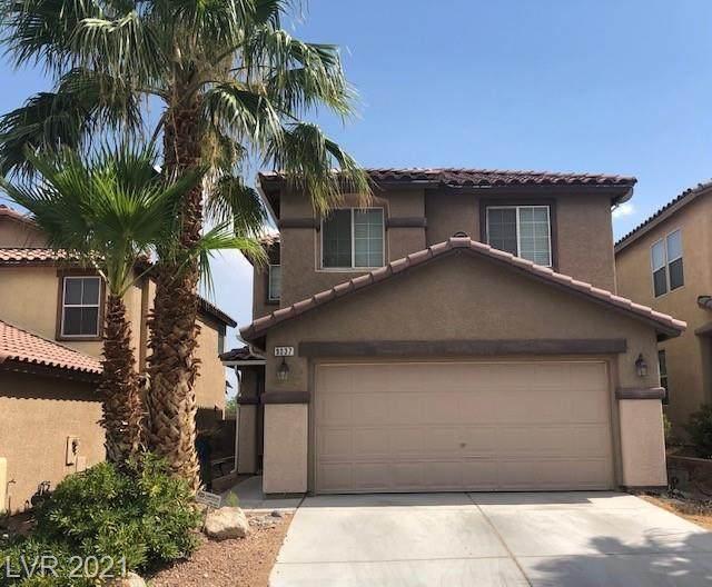 9037 Spirit Canyon Avenue, Las Vegas, NV 89149 (MLS #2332595) :: Custom Fit Real Estate Group