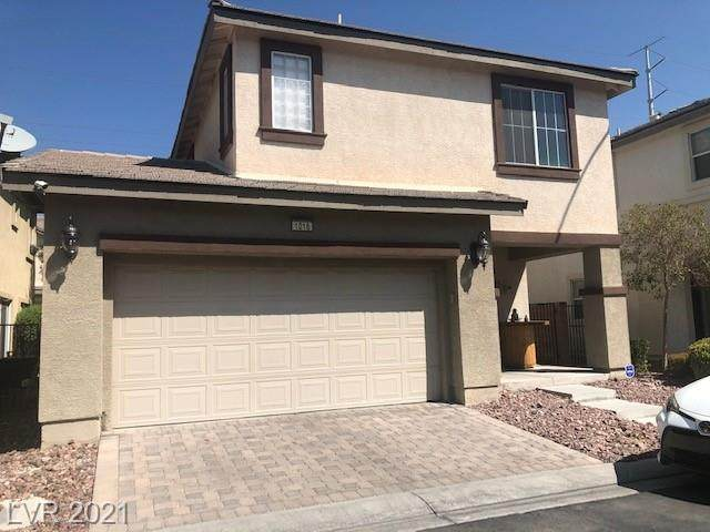 1016 Appaloosa Hills Avenue, North Las Vegas, NV 89081 (MLS #2332996) :: Custom Fit Real Estate Group