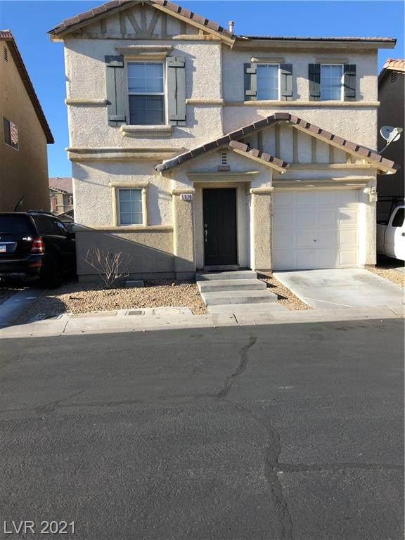 5970 Red Raspberry Court, Las Vegas, NV 89142 (MLS #2333128) :: Hebert Group   eXp Realty
