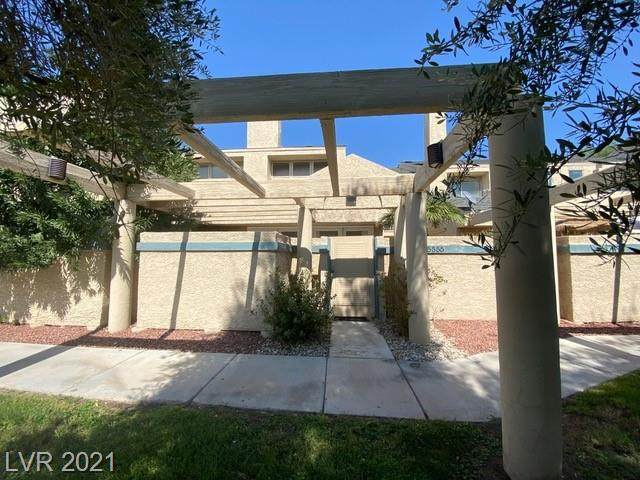 5555 Orchard Lane #124, Las Vegas, NV 89110 (MLS #2333131) :: The Melvin Team