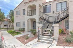 4805 Nara Vista Way #201, Las Vegas, NV 89103 (MLS #2333176) :: Hebert Group   eXp Realty