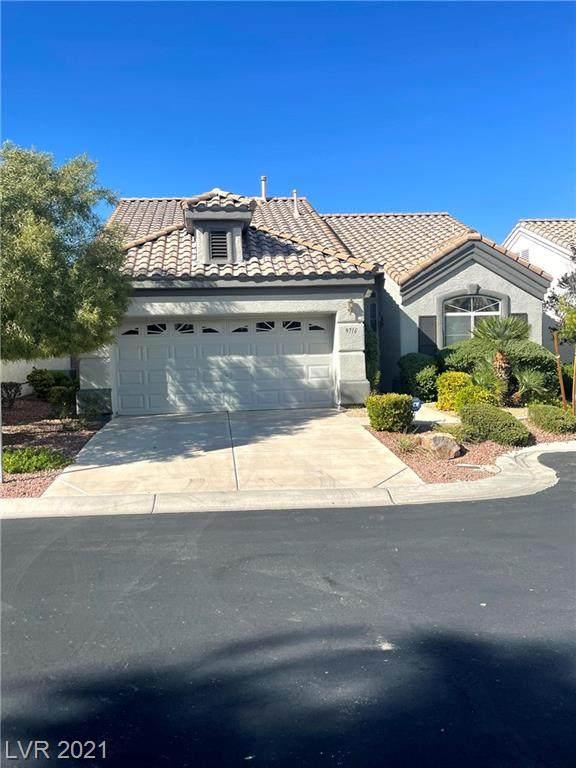 9716 Glittering Star Avenue, Las Vegas, NV 89147 (MLS #2333177) :: The Perna Group