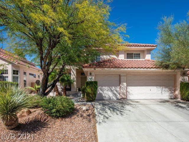 8220 Sedona Sunrise Drive, Las Vegas, NV 89128 (MLS #2333179) :: Hebert Group | eXp Realty