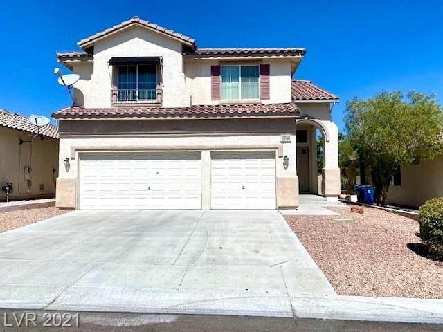 8280 Crown Peak Avenue, Las Vegas, NV 89117 (MLS #2333369) :: Vestuto Realty Group