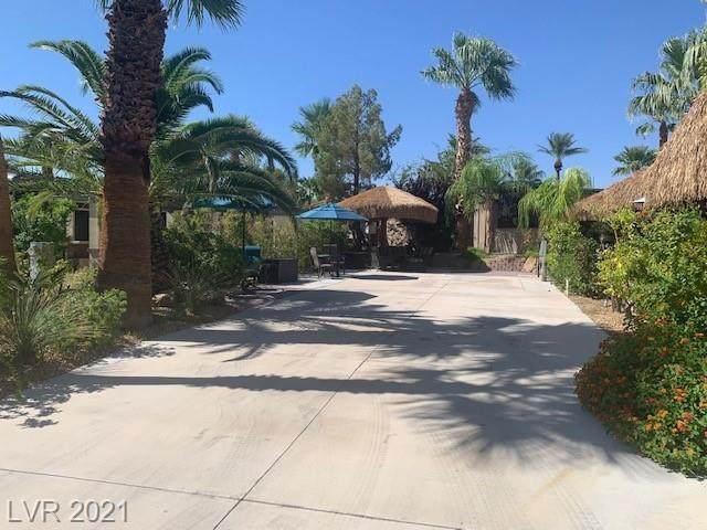 8175 Arville Street #389, Las Vegas, NV 89139 (MLS #2333406) :: Hebert Group   eXp Realty
