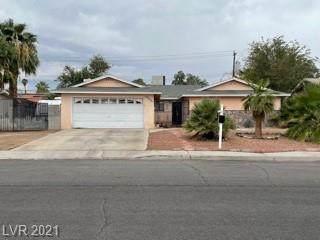 3469 El Camino Real, Las Vegas, NV 89121 (MLS #2333603) :: Signature Real Estate Group