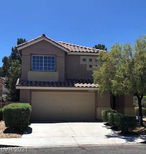 9213 Magic Flower Avenue, Las Vegas, NV 89134 (MLS #2333732) :: Team Michele Dugan