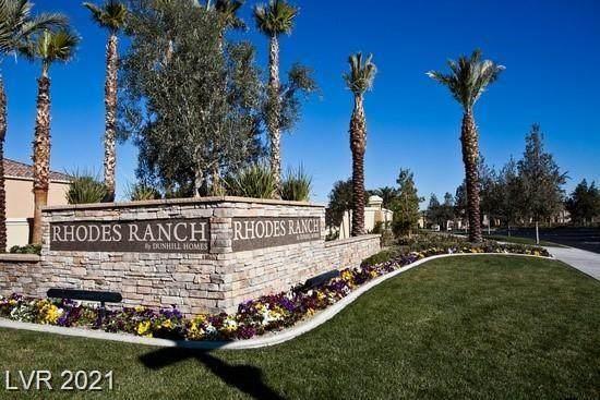 223 Fairway Woods Drive, Las Vegas, NV 89148 (MLS #2333786) :: The Chris Binney Group | eXp Realty