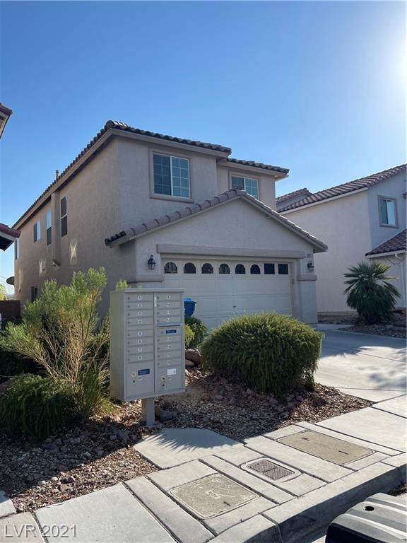 6385 Frosted Dawn Court, Las Vegas, NV 89141 (MLS #2333809) :: Vestuto Realty Group