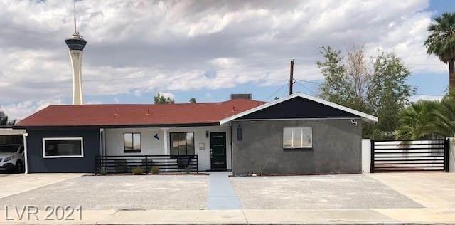 1800 S 8th Street, Las Vegas, NV 89104 (MLS #2333862) :: Hebert Group | eXp Realty
