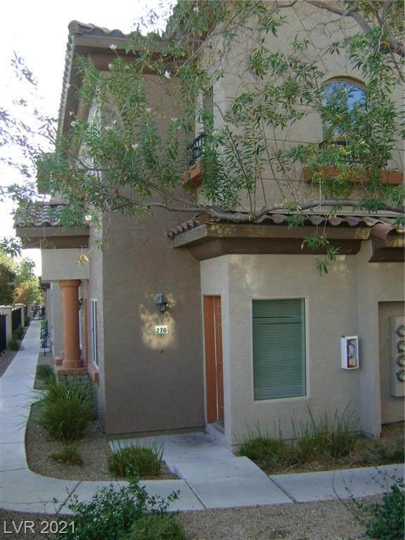 7701 W Robindale Road #270, Las Vegas, NV 89113 (MLS #2333877) :: The Melvin Team