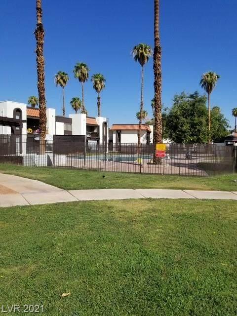 1405 Vegas Valley Drive #266, Las Vegas, NV 89169 (MLS #2333888) :: Vestuto Realty Group