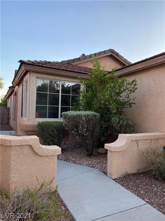 10361 Bentley Oaks Avenue, Las Vegas, NV 89135 (MLS #2333938) :: Jeffrey Sabel