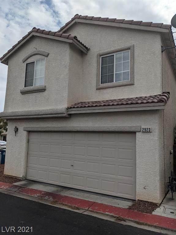 2923 Sunrise Bay Avenue, North Las Vegas, NV 89031 (MLS #2333941) :: Hebert Group | eXp Realty